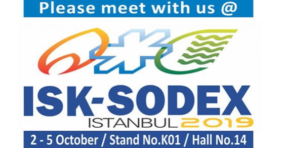 ISK-SODEX Istanbul 2019
